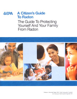 Inspectusa epa's citizens guide to radon reduction.